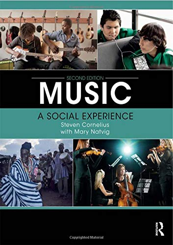 Music: a Social Experience  2nd 2019 9780415789332 Front Cover