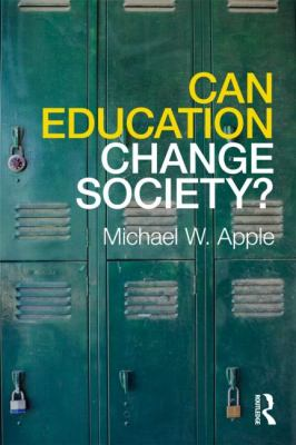 Can Education Change Society   2013 edition cover