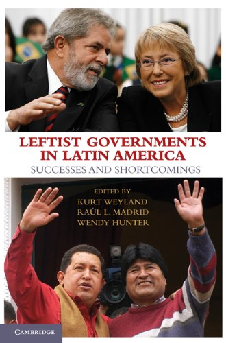 Leftist Governments in Latin America Successes and Shortcomings  2010 edition cover