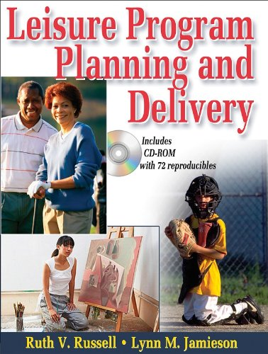 Leisure Program Planning and Delivery   2007 edition cover