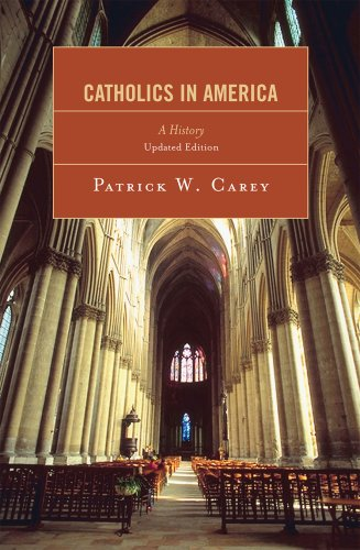 Catholics in America A History N/A edition cover