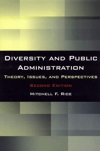 Diversity and Public Administration Theory, Issues, and Perspectives 2nd 2010 (Revised) edition cover