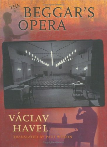 Beggar's Opera   2001 edition cover