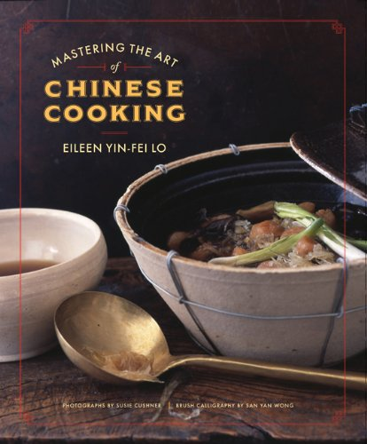 Mastering the Art of Chinese Cooking  N/A edition cover