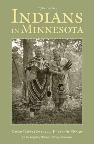 Indians in Minnesota  5th 2006 edition cover
