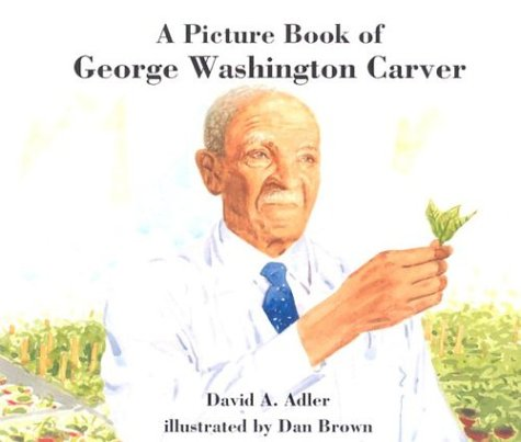 Picture Book of George Washington Carver  N/A 9780823416332 Front Cover