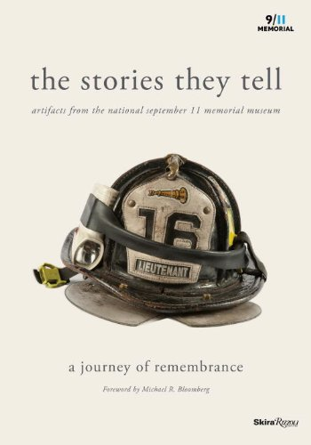 Stories They Tell Artifacts from the National September 11 Memorial Museum  2013 edition cover