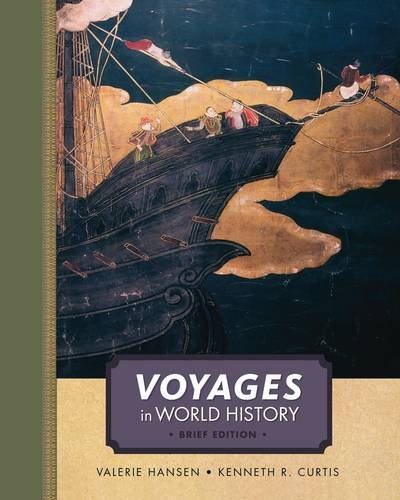 Voyages in World History, Complete, Brief   2013 edition cover