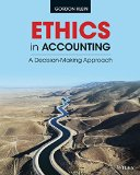 Ethics in Accounting A Decision-Making Approach  2016 9781118928332 Front Cover