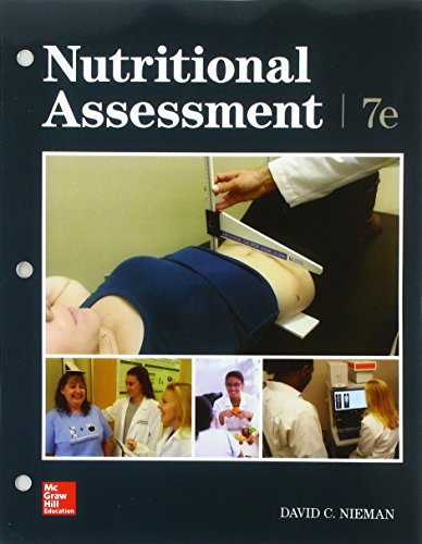Loose Leaf for Nutritional Assessment  7th 9781260485332 Front Cover