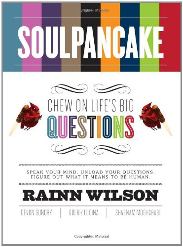 SoulPancake Chew on Life's Big Questions  2010 edition cover