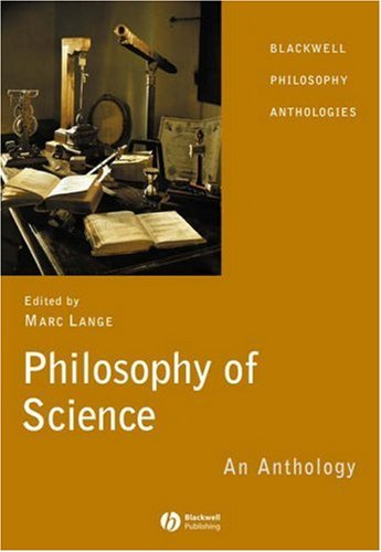 Philosophy of Science An Anthology  2006 9781405130332 Front Cover