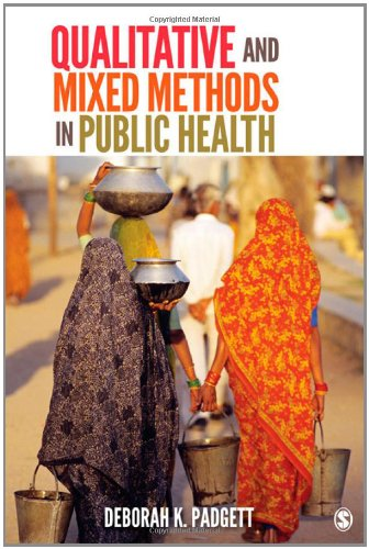 Qualitative and Mixed Methods in Public Health  2nd 2012 9781412990332 Front Cover