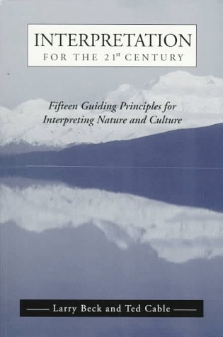 Interpretation for the 21st Century Fifteen Guiding Principles N/A edition cover