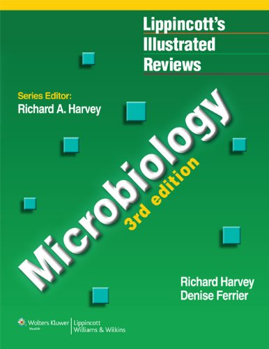 Lippincott's Illustrated Review : Microbiology  3rd 2013 (Revised) 9781608317332 Front Cover