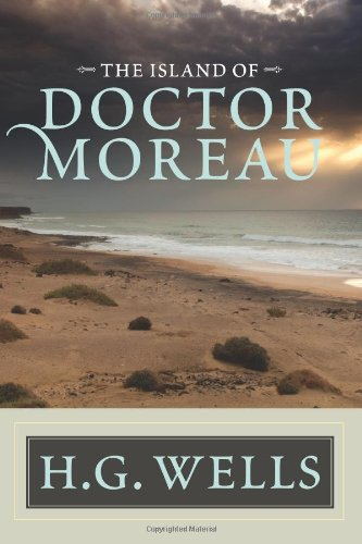 Island of Doctor Moreau  N/A 9781619492332 Front Cover