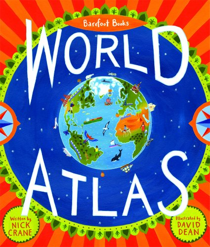 Barefoot Books World Atlas   2011 edition cover