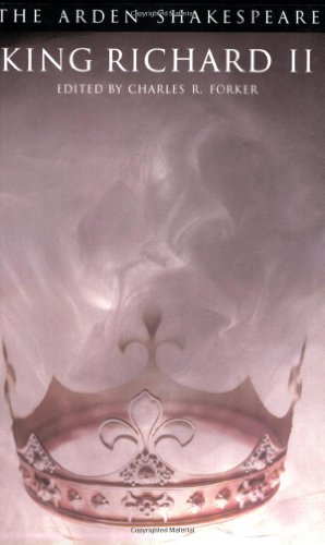 King Richard II  3rd 2002 (Revised) edition cover
