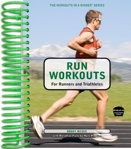 Run Workouts for Runners and Triathletes   2009 9781934030332 Front Cover