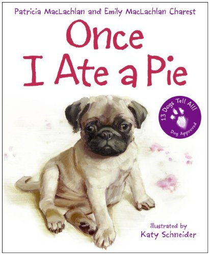 Once I Ate a Pie  N/A edition cover