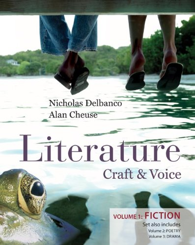 Literature Craft & Voice (Fiction, Poetry, Drama)  2010 9780077326333 Front Cover
