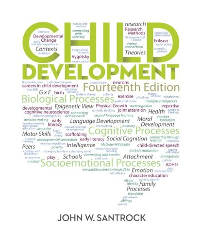 Child Development  14th 2014 9780078035333 Front Cover