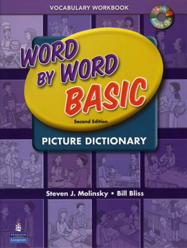 Word by Word Basic Picture Dictionary  2nd 2007 9780131482333 Front Cover