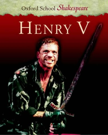 Henry V  2nd 2001 (Revised) edition cover