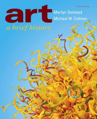 Art A Brief History 5th 2012 edition cover