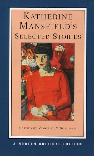 Katherine Mansfield's Selected Short Stories   2006 edition cover