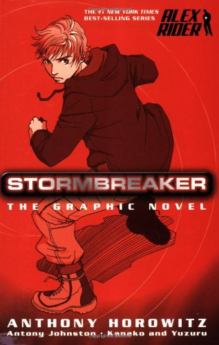 Stormbreaker  N/A edition cover