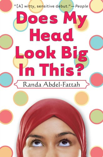 Does My Head Look Big in This?   2008 9780439922333 Front Cover