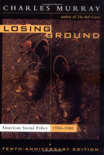 Losing Ground American Social Policy, 1950-1980 10th 1994 edition cover