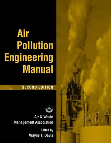 Air Pollution Engineering Manual  2nd 2000 (Revised) edition cover