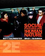 Social Psychology and Human Nature  2nd 2011 edition cover