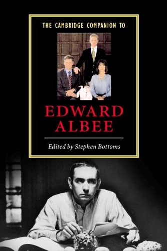 Cambridge Companion to Edward Albee   2005 9780521542333 Front Cover