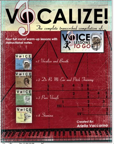 Vocalize! N/A edition cover