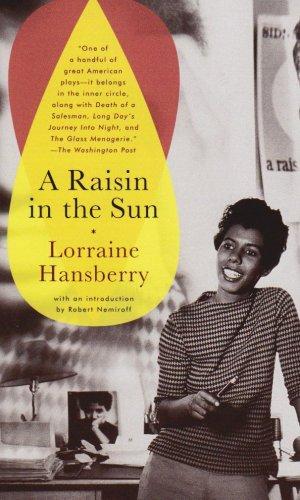Raisin in the Sun   1988 (Reprint) 9780679755333 Front Cover