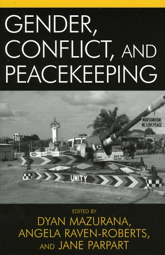 Gender, Conflict, and Peacekeeping   2004 9780742536333 Front Cover