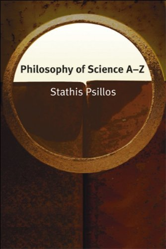 Philosophy of Science A-Z   2006 9780748620333 Front Cover