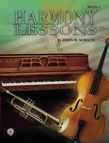Harmony Lessons, Bk 1 Note Speller 3  2001 edition cover