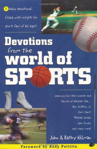 Devotions from the World of Sports   1998 9780781430333 Front Cover