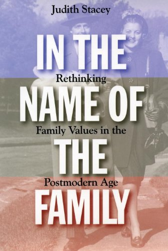 In the Name of the Family Rethinking Family Values in the Postmodern Age  1997 edition cover