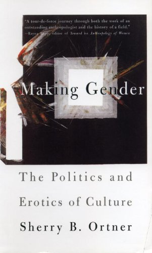 Making Gender The Politics and Erotics of Culture  1997 edition cover