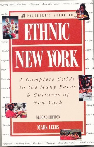 Passport's Guide to Ethnic New York A Complete Guide to the Many Faces and Cultures of New York 2nd edition cover