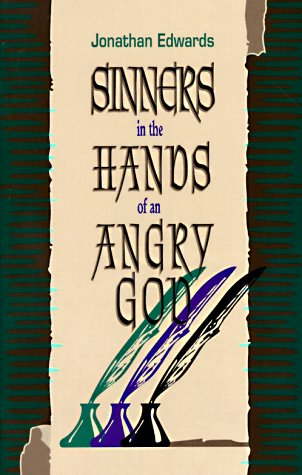 Sinners in the Hands of an Angry God 1st edition cover