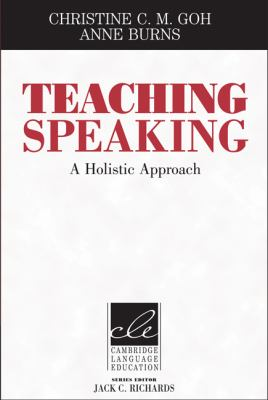 Teaching Speaking A Holistic Approach  2012 edition cover
