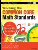 Teaching the Common Core Math Standards with Hands-On Activities, Grades 3-5   2014 edition cover