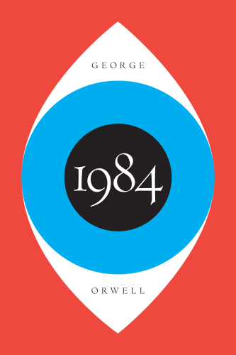 Cover art for 1984