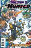 Threshold Vol. 1: the Hunted (the New 52)   2014 9781401243333 Front Cover
